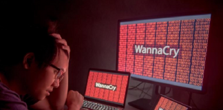 WannaCry attack on LG