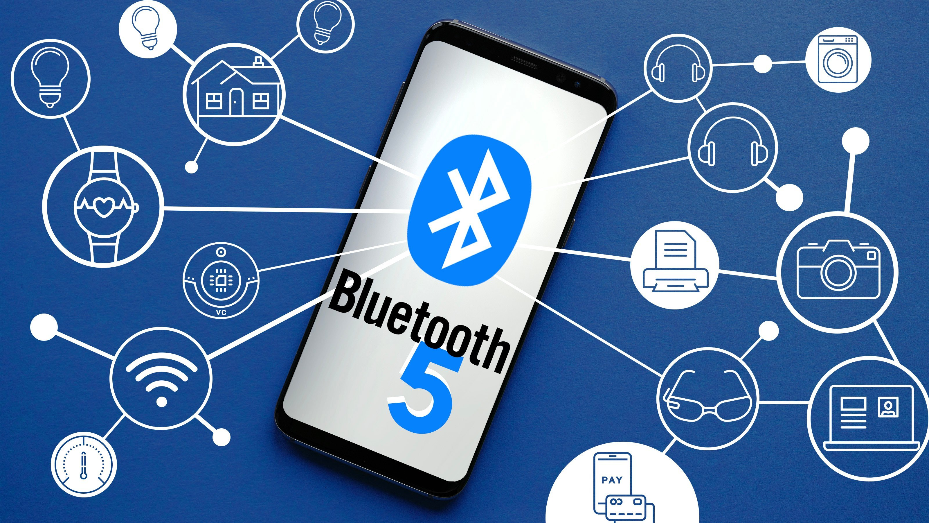 What you don't know about Bluetooth 5 technology - Samma3a Tech