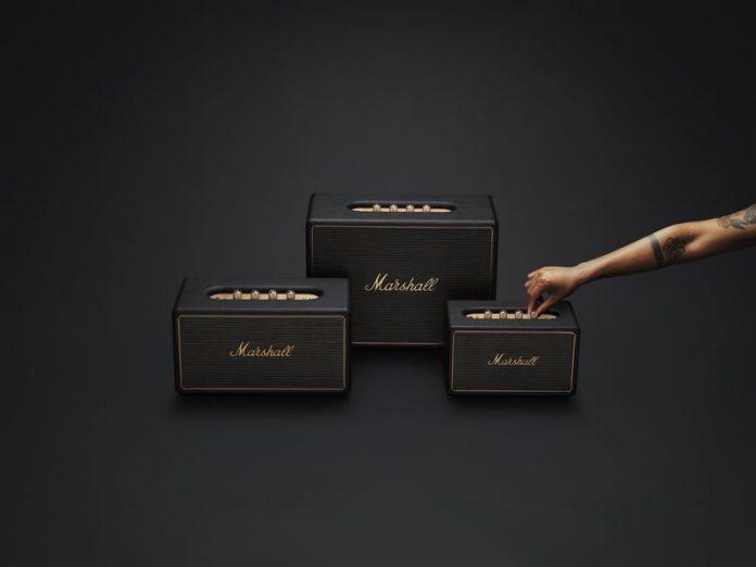 Marshall Headphones Speakers