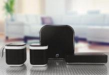 Damson S-Series wireless Dolby Atmos speaker
