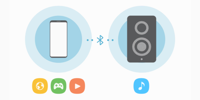 How to use Separate app sounds feature via Bluetooth 5