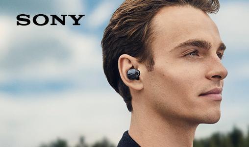 Noise Cancelling True Wireless HeadphonesWF1000X
