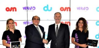Free WAVO superscription for DU Telecom customers to the end of 2017