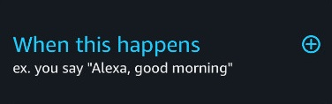 Using Alexa function in Alexa