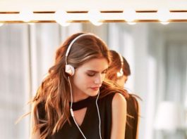 Frends Layla Rose Gold Headset