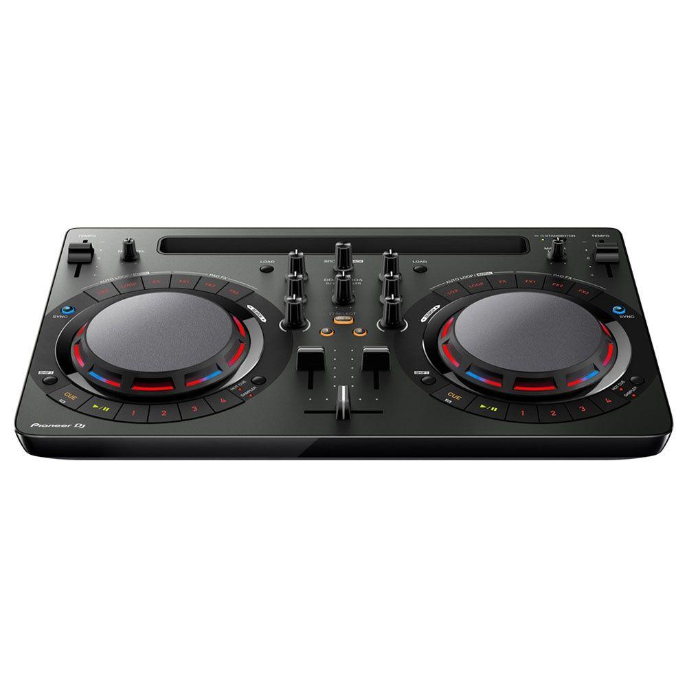 Pioneer DJ WeGO 4 DJ Software Controller Black