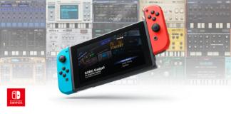 Korg Gadget Nintendo Switch DAW