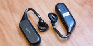 Sony Xperia Ear open headset