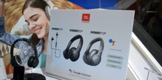 JBL Everest GA Headphones ... When JBL Sound Meets Google Intelligence