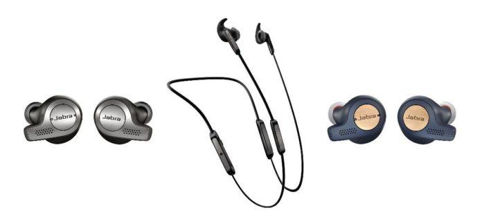 jabra third gen wireless headphones with alexa support