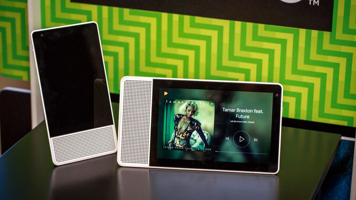 Smart Display smart speakers by Lenovo