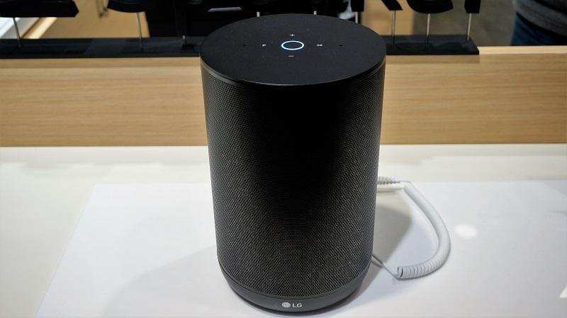 WK7 smart speakers by LG