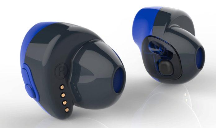 qualcomm biometric wireless earphones concept