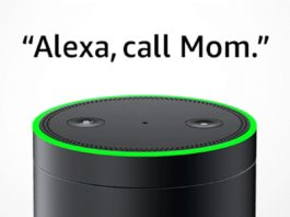 Alexa Calling and Messaging service