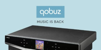 Qobuz is now available on Cyrus