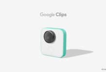 what is google clips camera
