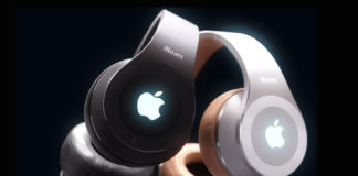 Apple Noise cancelling Headphones