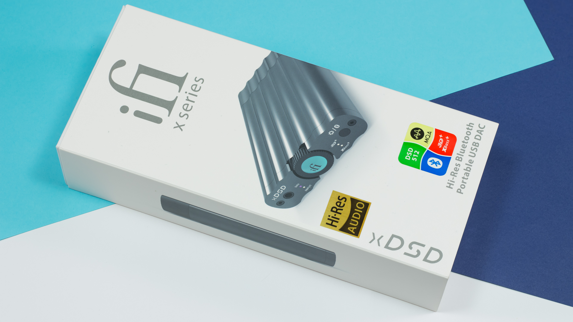iFi xDSD Quick Review (vs  the LG V30
