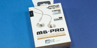 MEE Audio M6 Pro 2nd Gen In-Ear Headphones Review