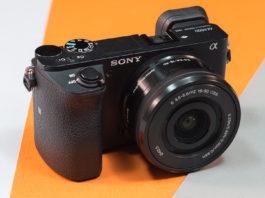 A6500 Mirrorless Camera