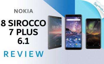 Nokia 8 VS iPhone X