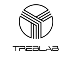 treblab x5 earbuds cover logo