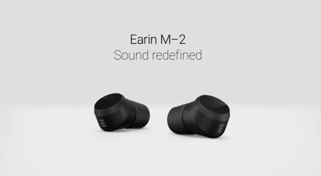 41b97495c73a Earin M-2 Wireless Earbuds Launches Globally - IFA 2018 - Samma3a Tech
