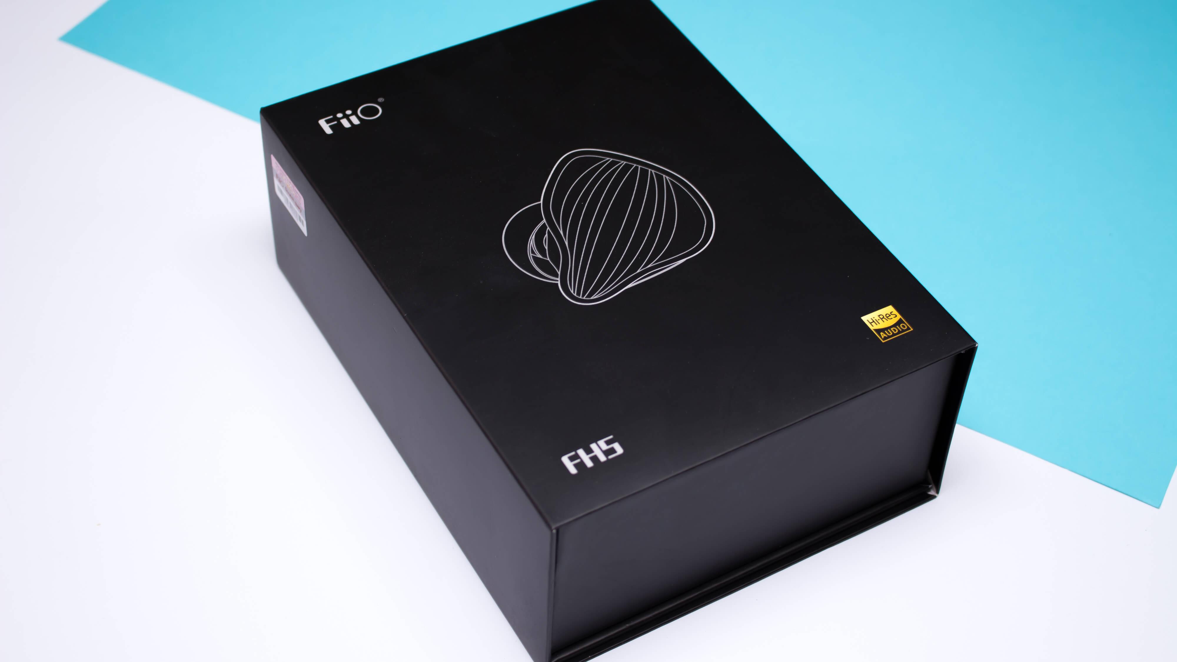 fiio-fh5-box