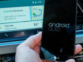 android auto cover