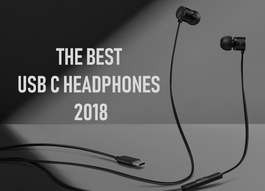 best usb c headphones 2018