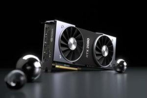 Nvidia's Geforce RTX 2060