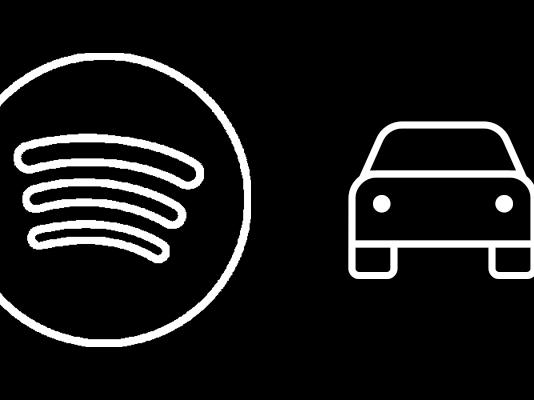 Spotify Car View