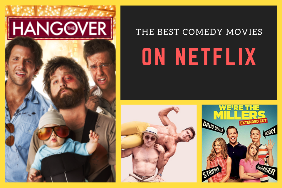 The Top 10 Comedy Movies to Watch on Netflix - Samma3a Tech