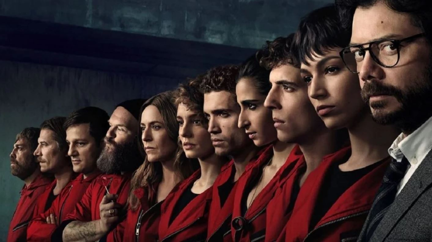 Image result for money heist hd