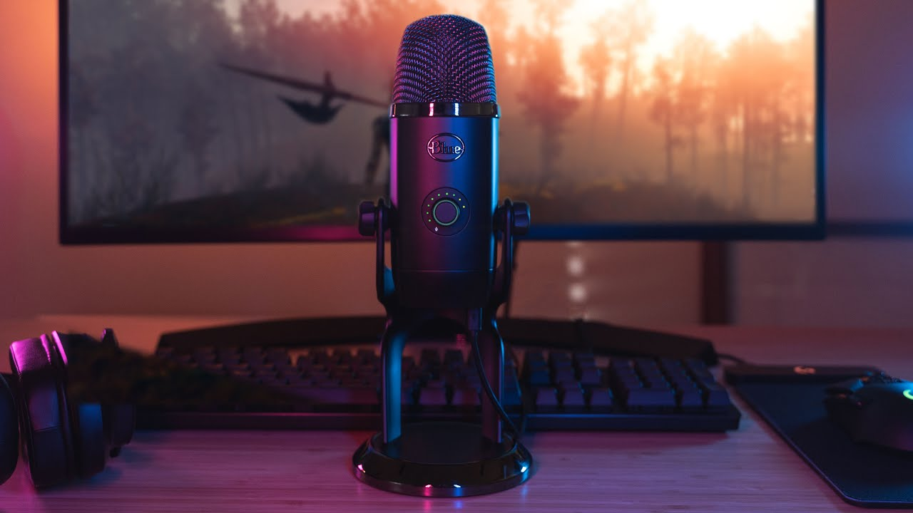 Best Microphones for YouTube - Samma3a Tech
