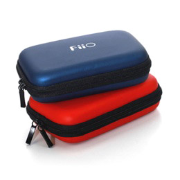 FiiO HS7 Dual ayered Hard Carrying Case